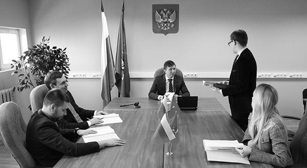 Рассмотрение дела в Федеральном Арбитражном Третейском Суде Города Москвы