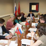 Заседание Президиума Федерального Арбитражного Третейского Суда г. Москвы