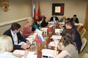 Состоялось внеочередное заседание Президиума арбитражного учреждения