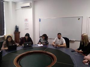Прошел семинар с Арбитражными Управляющими