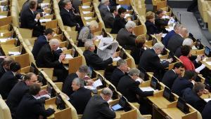 Госдума рассмотрит законопроект об ответственности судебных приставов
