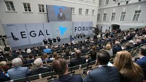 На международном юридическом форуме обсудили проблемы третейских судов