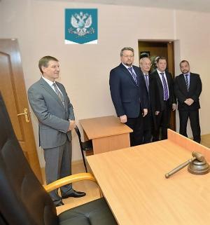 Новый судебный участок supersud.ru