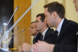 Заседание совета по совершенствованию третейского разбирательства